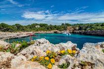 Mallorca - Cala Sa Nau von Jürgen Seibertz