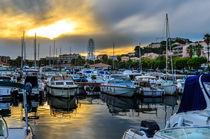 Lavandou international marina in the french Riviera von 7horses