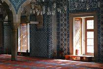 Blaue Moschee... von loewenherz-artwork