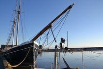 Segelschiff von Ute Bauduin