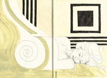 Sketchbook Jak, 112-113 von Anna Asche