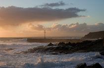 Porthleven in Cornwall von Pete Hemington