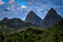 Twin Pitons by gfischer