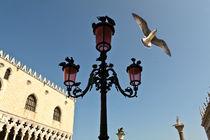 Venedig Markusplatz von Kurt Gruhlke