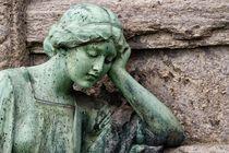 die traurige Frau by Jörg Hoffmann
