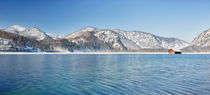 Almsee Winter Pano by photoplace
