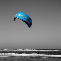 Kitesurfing von Roger Green