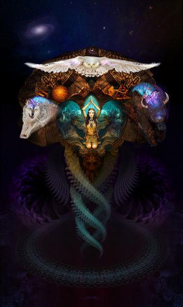Calling-the-spirit-animals-af