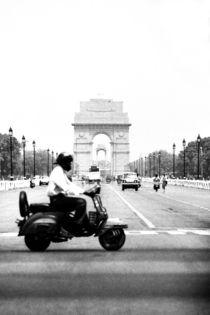 Delhi von Baptiste Riethmann