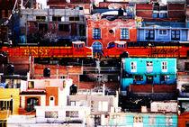Zacatecas train von Baptiste Riethmann