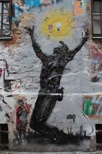 Streetart in Big B von Thorben Junge