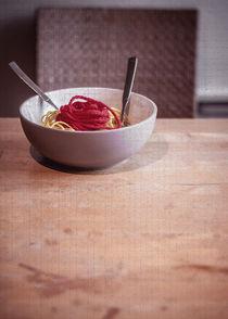 Pasta by lilithdavinci