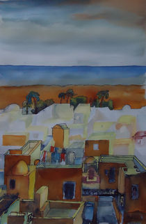 'Hammamet, Tunesien' by Gerhard Stolpa