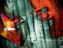 Red eyes von Gabi Hampe