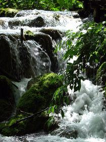 Wasserfall von Michael Schmalz