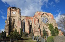 Kirchenruine von Jörg Hoffmann