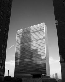 United Nations Building by Cesar Palomino