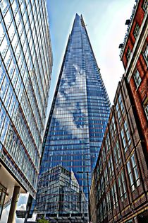 The Shard 002 by Peter Rivron
