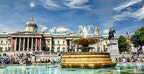 Trafalgar Square 003 by Peter Rivron