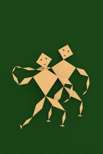 Tänzer II von dresdner