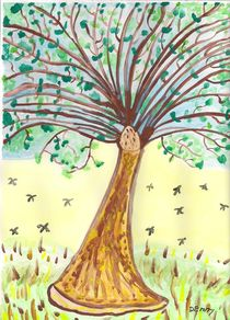 Florishing Tree von Denise Davis