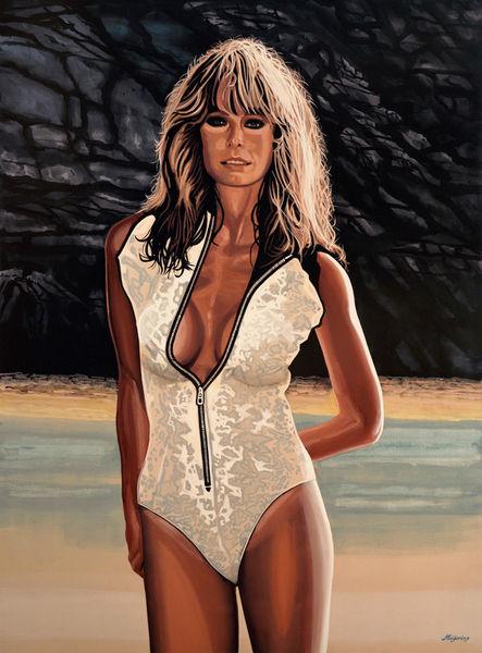 Farrah-fawcett-painting