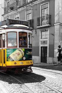Tramway von lisebonne