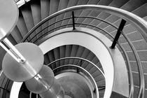 Curved Stairs by David Hare