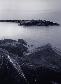 Foggy Rocks by Evgeny Govorov