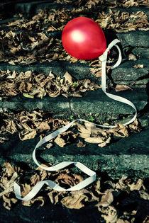 red balloon von Joana Kruse