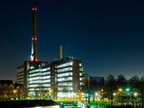 Thyssen Krupp Fabrik Duisburg von Daniel Heine