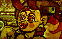 Bolivian Street Art by Giorgio Giussani