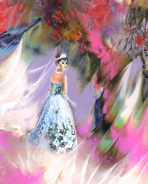 The Dream Bride von Miki de Goodaboom