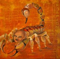 Sternzeichen Skorpion by Valentina  Manser