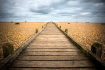 Dungeness Beach Walkway von David Hare