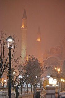 Hagia Sofia, Istanbul... 2 by loewenherz-artwork
