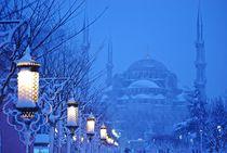 Sultan Ahmet Camii, Istanbul... 2 by loewenherz-artwork