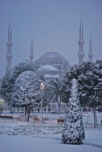 Sultan Ahmet Camii, Istanbul... 5 by loewenherz-artwork