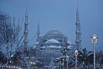 Sultan Ahmet Camii, Istanbul... 4 by loewenherz-artwork