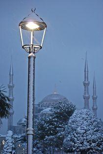 Sultan Ahmet Camii, Istanbul... 1 von loewenherz-artwork