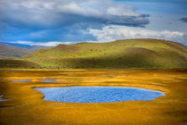 Patagonian Lakes by David Hare