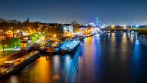 Duisburg Hafen Dammstr. von Daniel Heine
