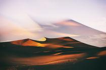Golden Sand Dunes von Martin Röhr
