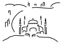 instanbul hagia sophia moschee by lineamentum