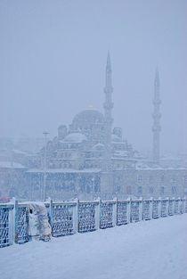 Yeni Camii, Istanbul by loewenherz-artwork