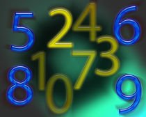 playing with numbers von Michael Naegele