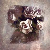 Expressive Roses by Annie Snel - van der Klok