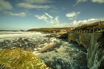Trevone coast  von Rob Hawkins