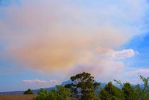 Helderberg on Fire by crismanart