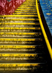 Yellow Steps von Gerry Walden